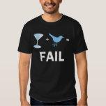 Friends Don't Let Friends Tweet Drunk T Shirt