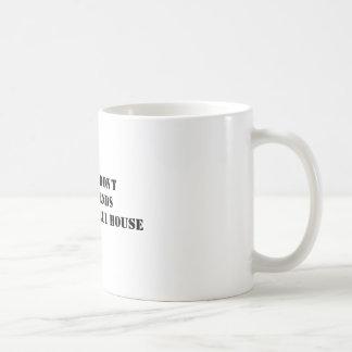 FRIENDS DON'TLET FRIENDSDRINK MAXWELL HOUSE COFFEE MUG