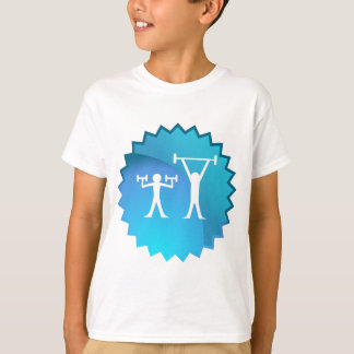 Friends Exercising Together T-Shirt