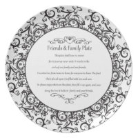 Friends & Family Plate
