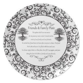 Friends & Family Plate Party Plates