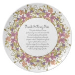 Friends & Family Plate 5
