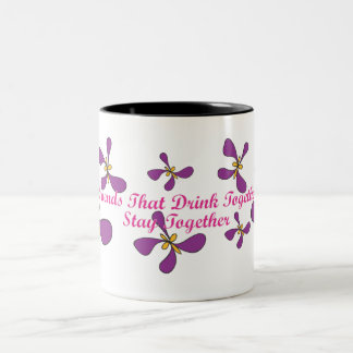 Friends Flower Mug