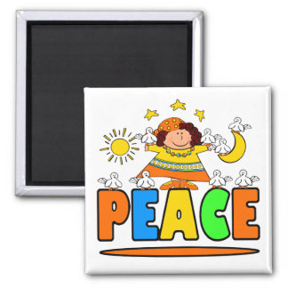 FRIENDS FOR PEACE MAGNETS