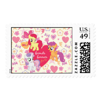 Friends Forever 2 Postage Stamps
