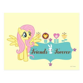 Friends Forever 2 Postcard