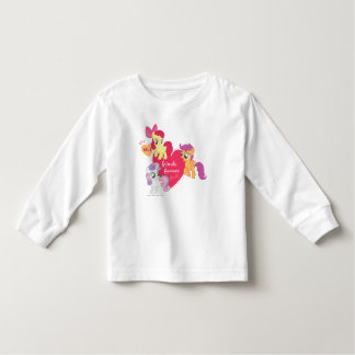 Friends Forever 3 Toddler T-shirt