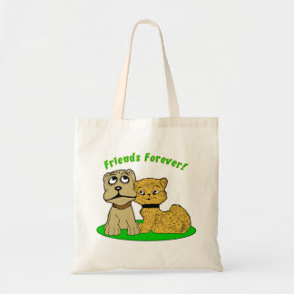 Friends Forever Budget Tote Bag