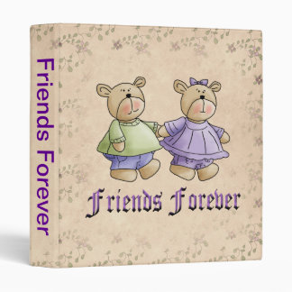 Friends Forever Binder