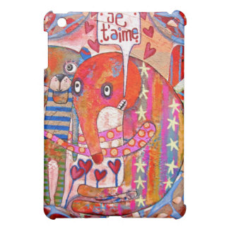 Friends Forever iPad case