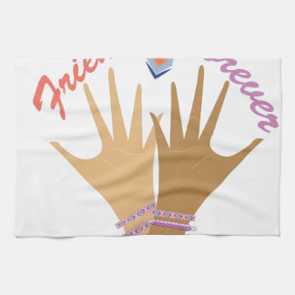 Friends Forever Hand Towel
