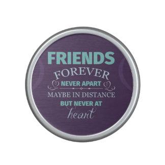 Friends Forever - Never Apart Speaker
