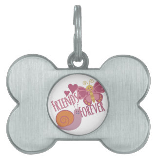 Friends Forever Pet ID Tag