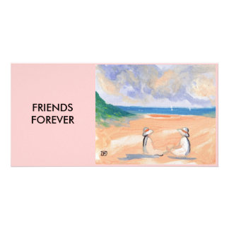 FRIENDS FOREVER PHOTO CARDS