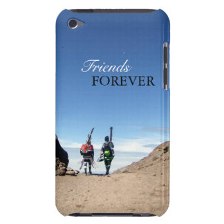 Friends Forever/Photography iPod Case-Mate Case