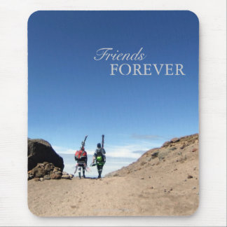 Friends Forever/Photography Mouse Pad