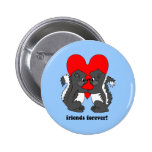 friends forever pins