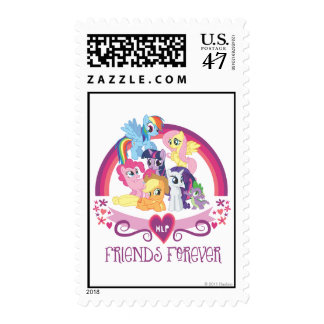Friends Forever Stamp