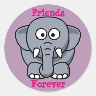 Friends Forever Sticker
