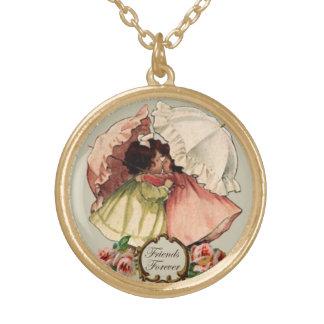 Friends Forever Vintage Necklace
