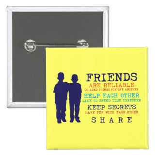 Friends Friendship Best Friends Button