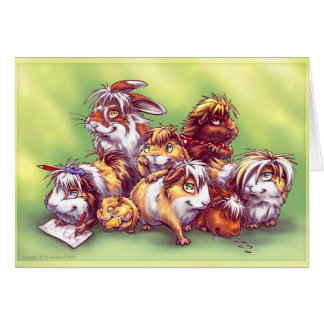 Friends from Pet Shop II Greeting Card