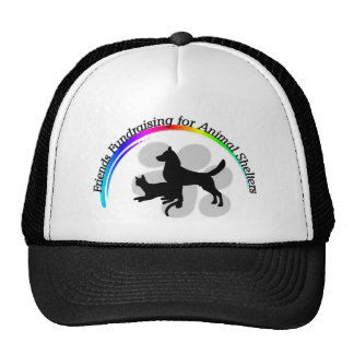 Friends Fundraising for Animal Shelters Cap Trucker Hat