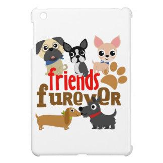 Friends Furever Dogs Puppies iPad Mini Cover