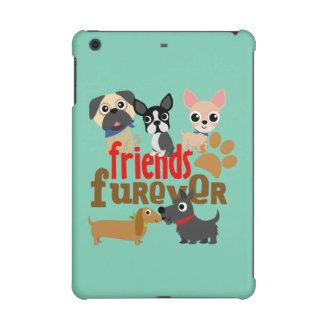 Friends Furever Dogs Puppies iPad Mini Retina Cover