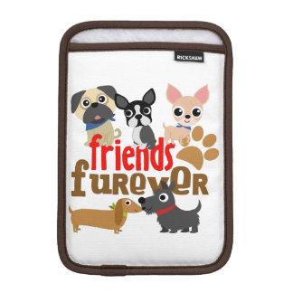 Friends Furever Dogs Puppies iPad Mini Sleeve
