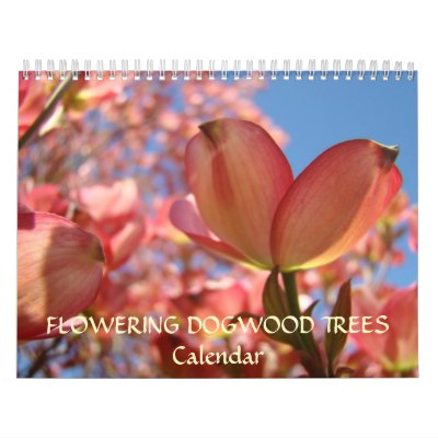 FRIENDS GIFTS Flowering Dogwood Trees Calendar
