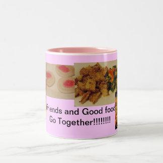 FRIENDS GOOD FOOD MUG