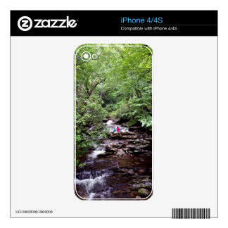 Friends Great Smoky Mountains National Park Skin For The iPhone 4S