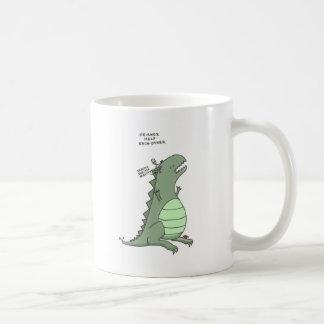 friends help each other classic white coffee mug