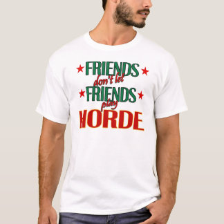 Friends Horde T Shirt