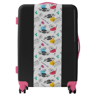 FRIENDS™ | Icon Pattern Luggage