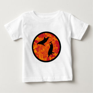 FRIENDS IN PARADISE BABY T-Shirt