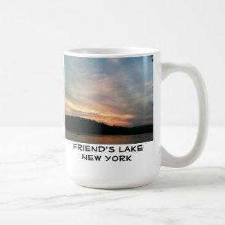 Friend's Lake New York Mug