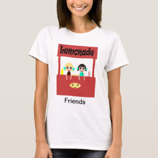 Friends: Lemonade Stand T-Shirt