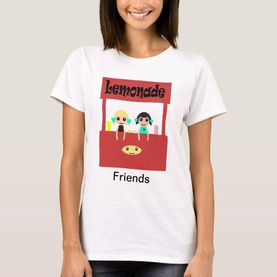 Friends: Lemonade Stand T-Shirt