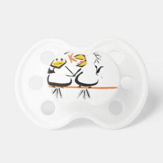 Friends let friends vent baby pacifier