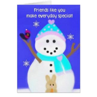 Friends Like You... Greeting Card