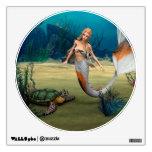 Friends Mermaid und Turtle Room Graphic