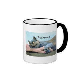 Friends Ringer Coffee Mug