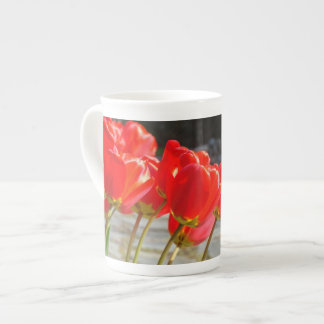 Friends mugs Tulips Girlfriends better Therapy Tea Cup