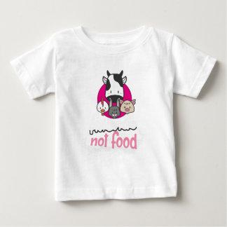 Friends, not Food Baby T-Shirt
