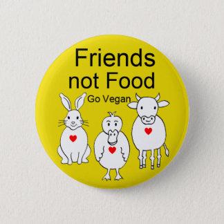 Friends not food button