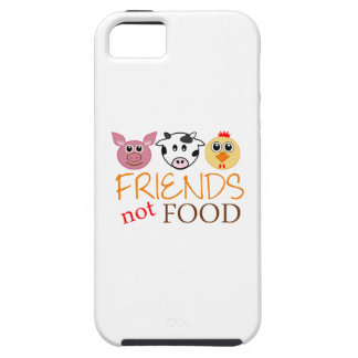 Friends Not Food iPhone 5 Covers