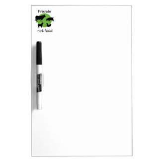 Friends, Not Food Dry Erase Boards