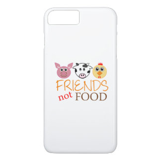 Friends Not Food iPhone 8 Plus/7 Plus Case
